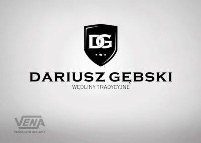 Logo Dariusz Gębski
